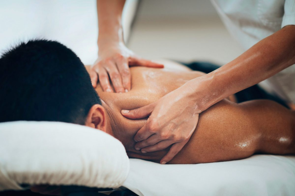 Massage californien homme paris