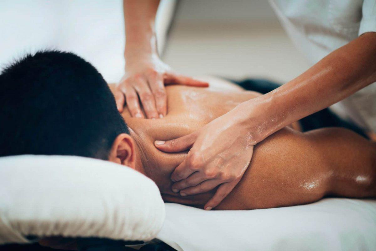 Massage californien homme paris